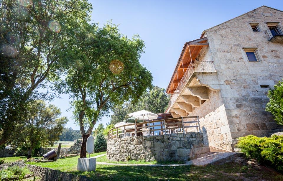 Galer a fotos abad a eiras casa rural en baixo mi o - Casas rural galicia ...