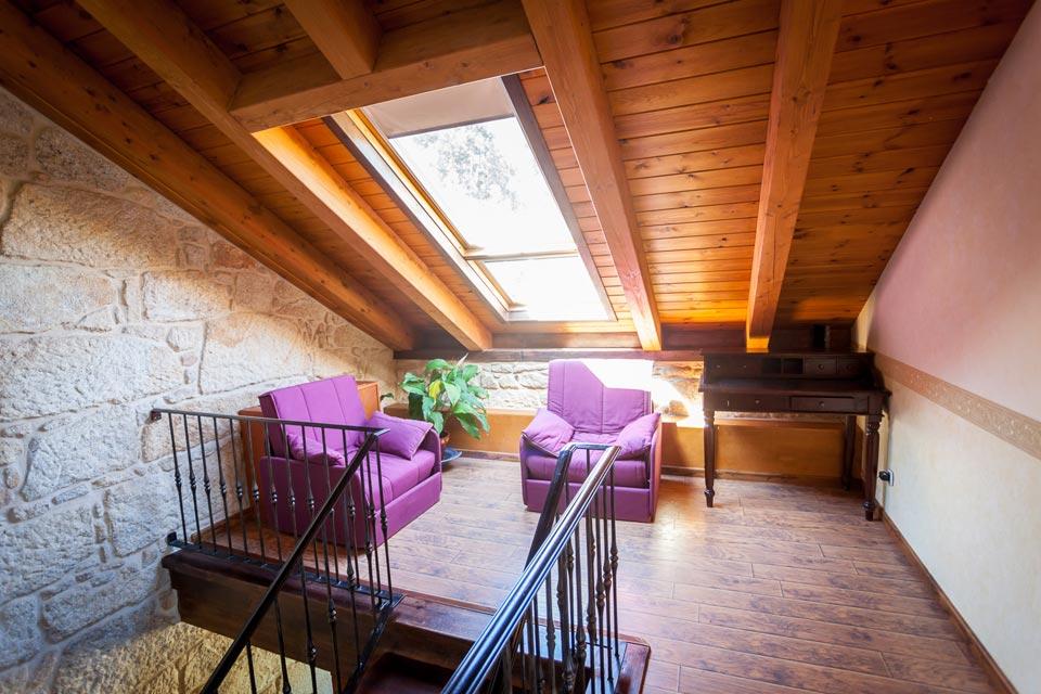 habitacion-standard-casa-rural-vigo-galicia-3 - Casa Rural Abadia Eiras
